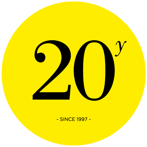 20 years Visueel Advertising