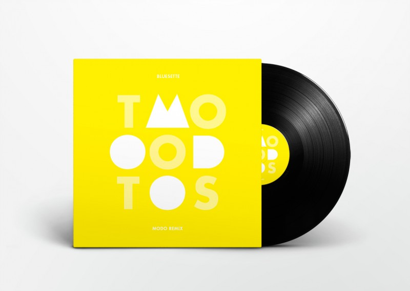 MODO vs. Toots CD/LP cover art.