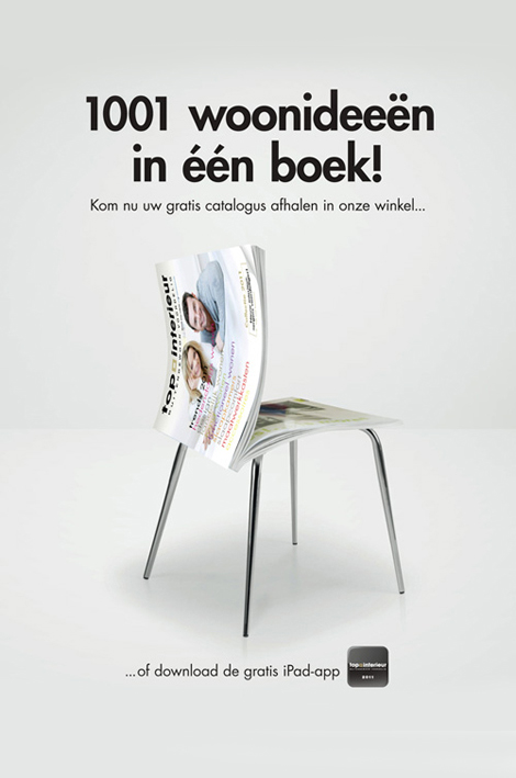 Copywriting & graphic design | Reclamebureau Visueel Advertising ...